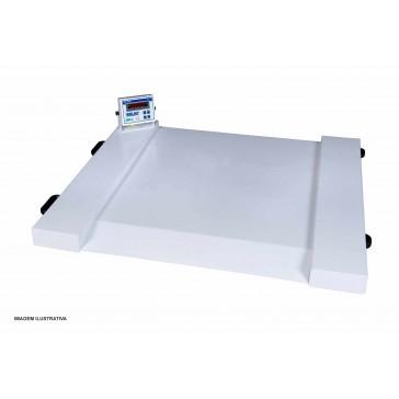 Balança Digital para Cadeirante - Welmy WPL 500 kg