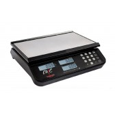 Balança Digital Comercial 15 Kg com Bateria e Selo INMETRO
